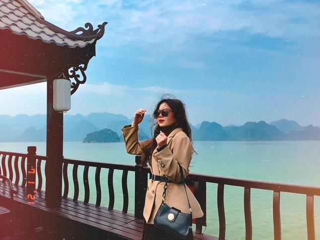 Du Xuân đầu năm tại ngôi chùa lớn nhất Việt Nam, phong cảnh yên bình và đẹp như một thước phim điện ảnh ảnh 2