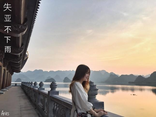 Du Xuân đầu năm tại ngôi chùa lớn nhất Việt Nam, phong cảnh yên bình và đẹp như một thước phim điện ảnh ảnh 9