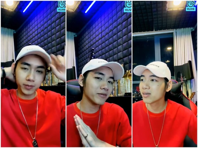 """Fan vào livestream """"thả thính"""" cực mạnh nhưng bất ngờ nhất là phản ứng của K-ICM  ảnh 2"""