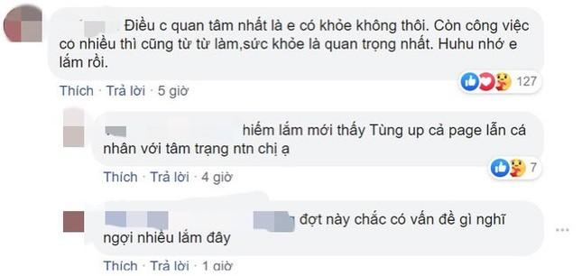 """Sơn Tùng M-TP khiến fan lo lắng bởi trạng thái đầy ẩn ý sau thời gian """"im hơi lặng tiếng"""" ảnh 2"""