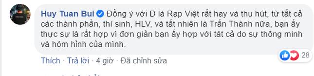 """Đạo diễn Nguyễn Quang Dũng nói về """"Rap Việt"""": """"Nghệ sĩ sáng tác hãy cẩn thận, dè chừng"""" ảnh 3"""