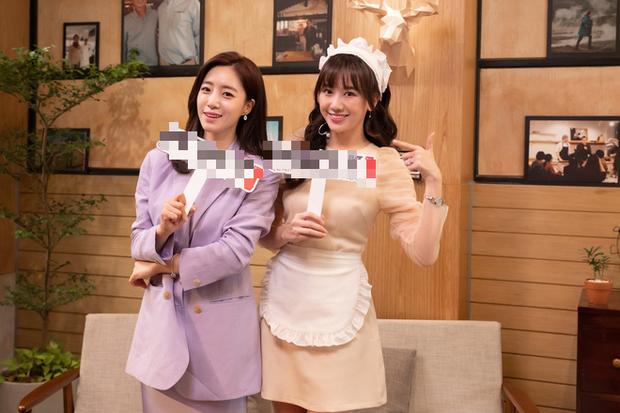 """Eunjung (T-ara) và Hari Won thể hiện tình cảm """"chị chị em em"""" đáng ghen tị ảnh 4"""