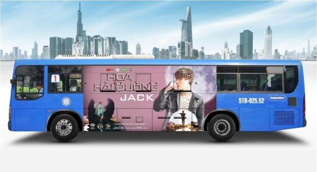 """Fan Jack chi tiền đầu tư """"khủng"""" để quảng bá cho sản phẩm sắp ra mắt của thần tượng ảnh 1"""