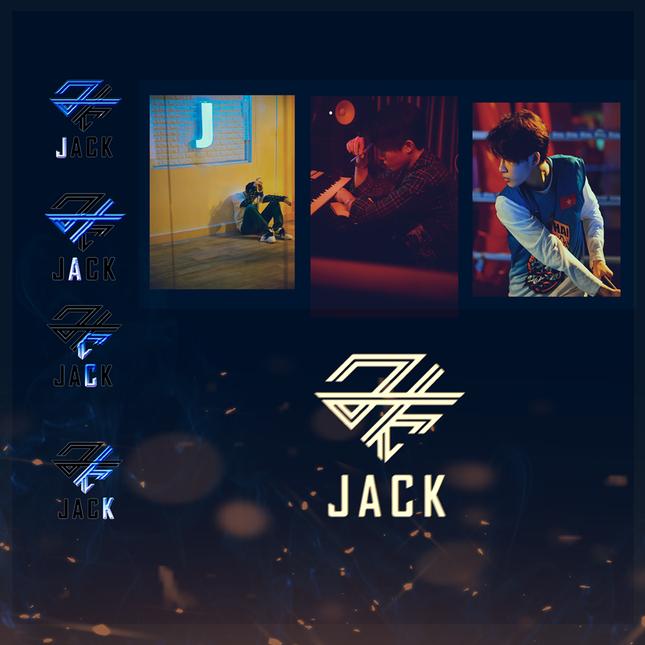 Logo mới dự kiến của Jack: Chữ ký được lồng vào khối kết cấu của tinh thể kim cương ảnh 2