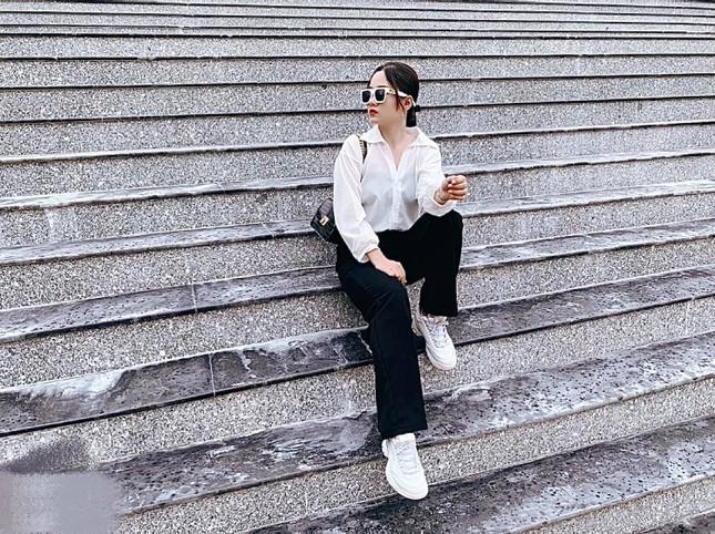 """Hoa hậu Việt Nam 2020: Như Quỳnh - """"đả nữ"""" Judo có nét đẹp mong manh của """"nàng thơ"""" ảnh 9"""