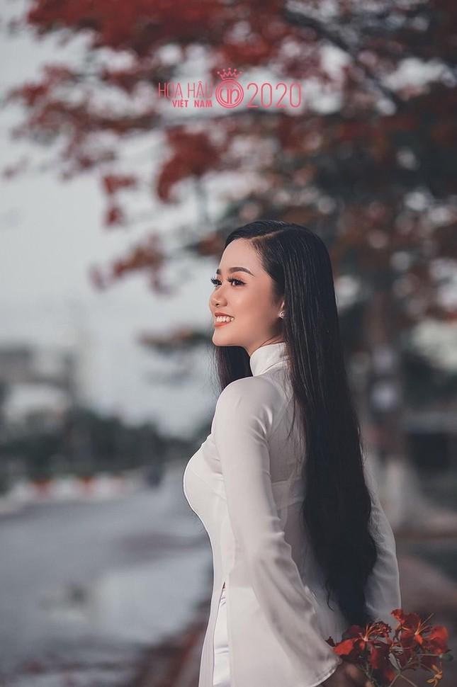 """Hoa hậu Việt Nam 2020: Như Quỳnh - """"đả nữ"""" Judo có nét đẹp mong manh của """"nàng thơ"""" ảnh 5"""