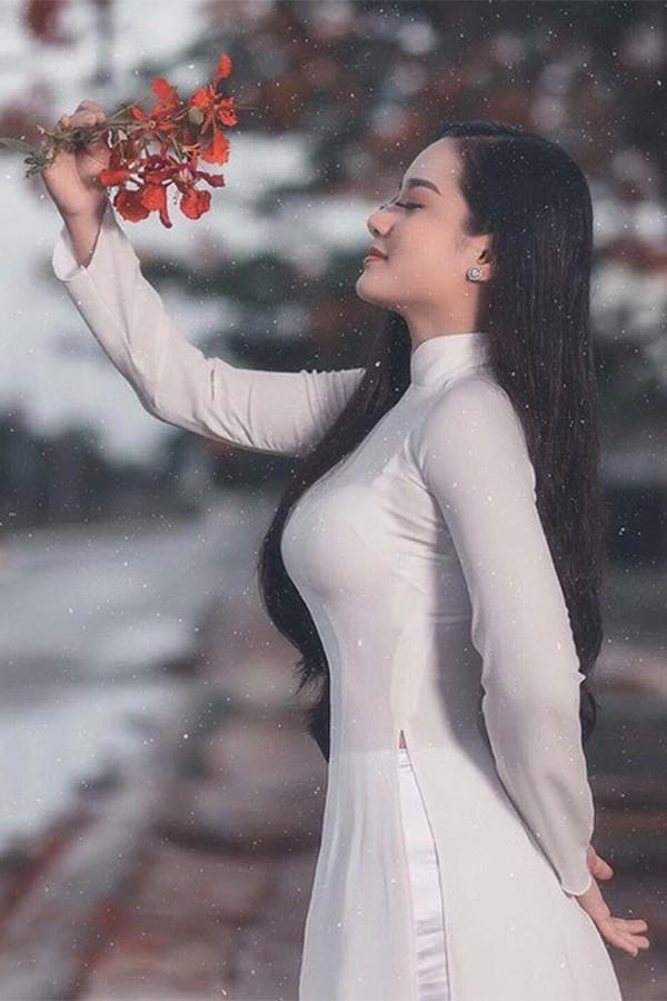 """Hoa hậu Việt Nam 2020: Như Quỳnh - """"đả nữ"""" Judo có nét đẹp mong manh của """"nàng thơ"""" ảnh 3"""