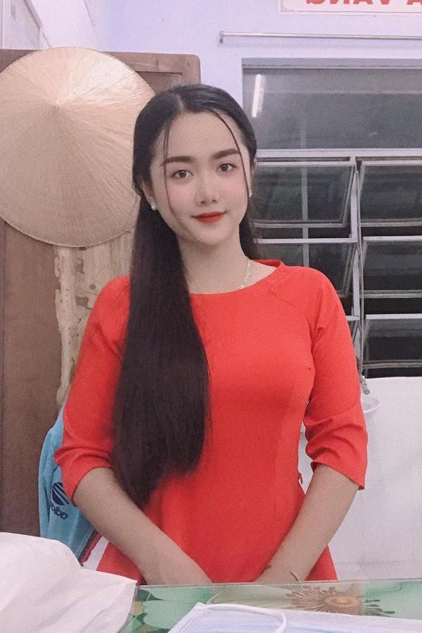 """Hoa hậu Việt Nam 2020: Như Quỳnh - """"đả nữ"""" Judo có nét đẹp mong manh của """"nàng thơ"""" ảnh 11"""