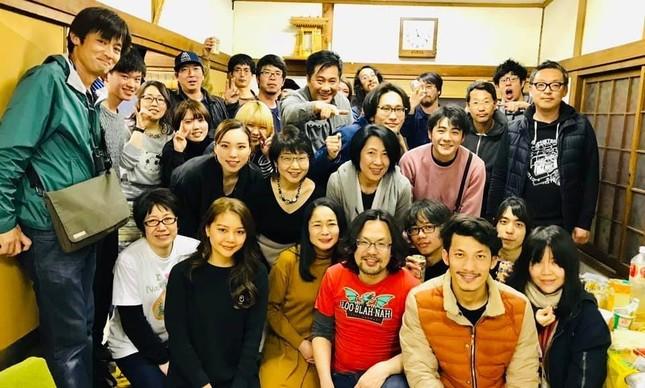 """Liên Bỉnh Phát bất ngờ xuất hiện trong phim """"Come and Go"""" của đạo diễn người Nhật ảnh 3"""