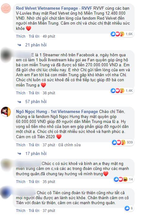 """Thủy Tiên chưa thể về TP.HCM, tiết lộ số tiền quyên góp """"chi viện Miền Trung"""" sau 3 ngày ảnh 5"""