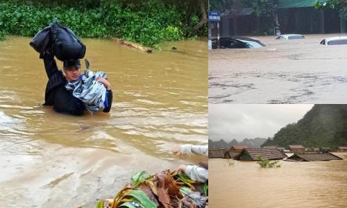 """Thủy Tiên nói về việc đi cứu trợ miền Trung: """"Đã làm thì không sợ, đã sợ thì không làm"""" ảnh 2"""