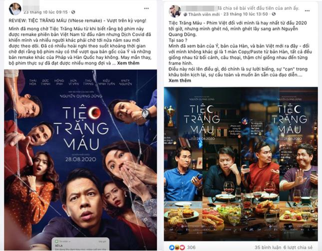 """""""Tiệc Trăng Máu"""" thu 45 tỷ đồng, thiết lập lại thói quen ra rạp xem phim của khán giả Việt ảnh 3"""