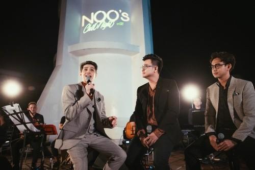 Noo Phước Thịnh lần đầu diễn live ca khúc mới tại ngọn hải đăng cổ nhất Đông Nam Á ảnh 5