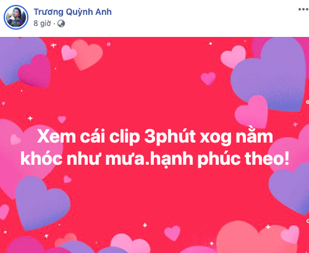 """Hàng loạt sao Việt """"bật khóc"""" cùng Hồ Ngọc Hà trước màn cầu hôn bất ngờ của Kim Lý ảnh 4"""