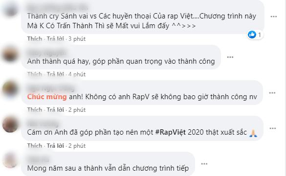 """Thành Cry - """"Quán quân Rap Việt"""" đặc biệt trong lòng khán giả ảnh 5"""