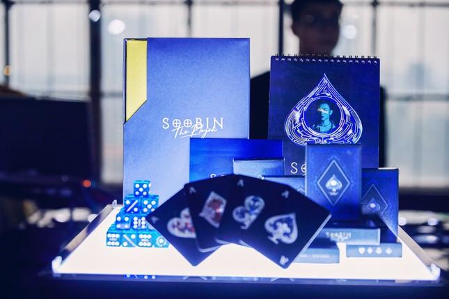 Soobin Hoàng Sơn đổi nghệ danh mới, ra mắt đĩa vật lý đầu tay trong sự nghiệp ảnh 3