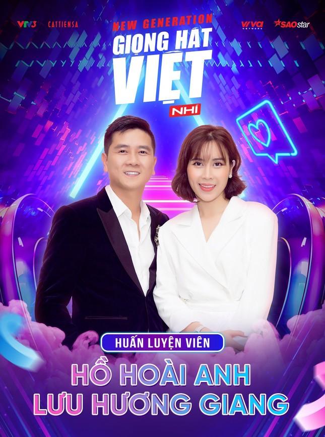 Netizen phấn khích khi nhà BigDaddy - Emily ngồi ghế huấn luyện viên Giọng hát Việt nhí ảnh 1