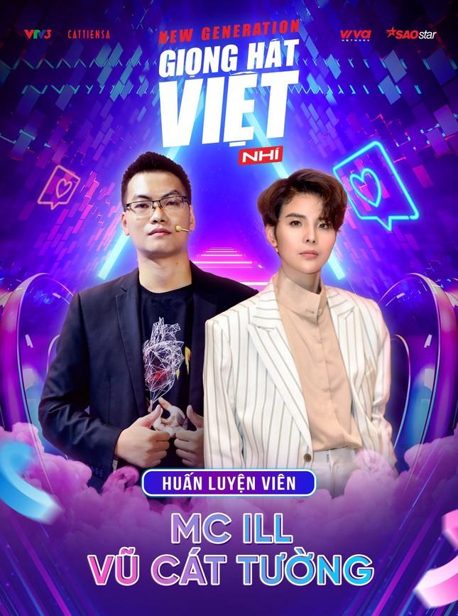 Netizen phấn khích khi nhà BigDaddy - Emily ngồi ghế huấn luyện viên Giọng hát Việt nhí ảnh 3