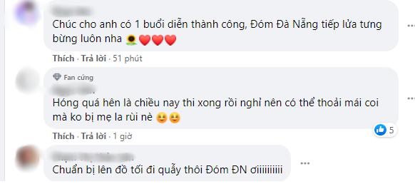 Fan phấn khích với phần Rap intro mới của JACK trong buổi duyệt chương trình ở Đà Nẵng ảnh 5
