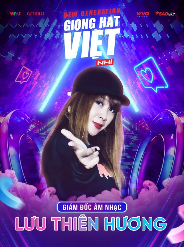 Netizen phấn khích khi nhà BigDaddy - Emily ngồi ghế huấn luyện viên Giọng hát Việt nhí ảnh 4