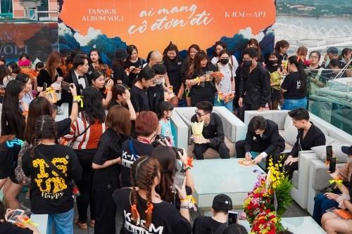 """K-ICM và APJ ra mắt album """"Ai Mang Cô Đơn Đi"""", tuyên bố tạm khép lại thể loại Ngũ cung ảnh 3"""
