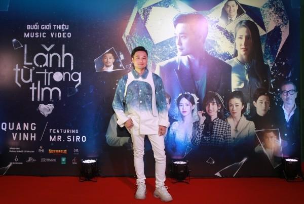 """Quang Vinh tung MV """"Lạnh Từ Trong Tim"""": Nơi hội tụ nhiều cung bậc cảm xúc của tình yêu ảnh 1"""