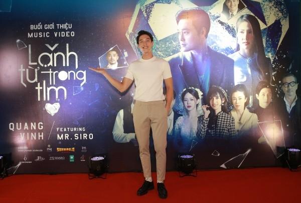"""Quang Vinh tung MV """"Lạnh Từ Trong Tim"""": Nơi hội tụ nhiều cung bậc cảm xúc của tình yêu ảnh 7"""