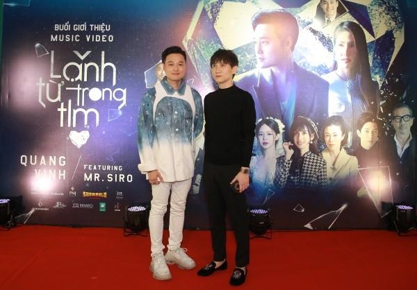 """Quang Vinh tung MV """"Lạnh Từ Trong Tim"""": Nơi hội tụ nhiều cung bậc cảm xúc của tình yêu ảnh 2"""