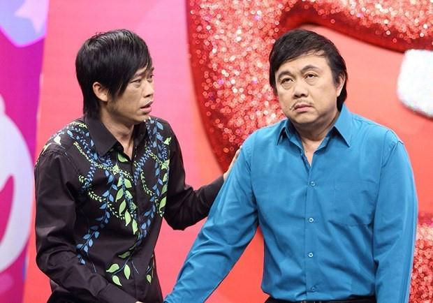 2 nghệ sĩ Hoài Linh và Việt Hương không thể theo tiễn cố nghệ sĩ Chí Tài về Mỹ ảnh 3