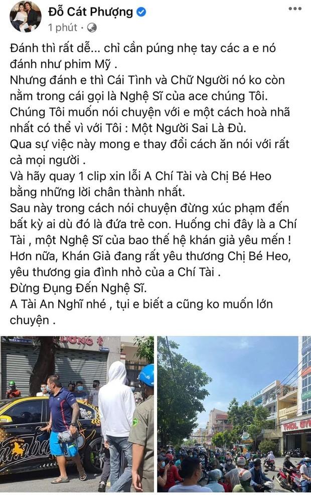 """Loạt sao Việt mang """"món quà"""" bất ngờ đến gặp nam gymer xúc phạm vợ chồng nghệ sĩ Chí Tài ảnh 6"""