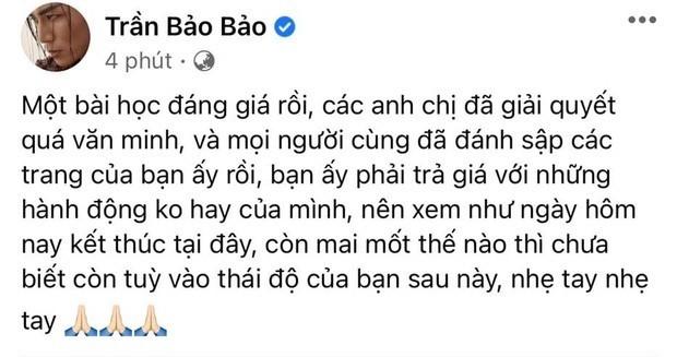 """Loạt sao Việt mang """"món quà"""" bất ngờ đến gặp nam gymer xúc phạm vợ chồng nghệ sĩ Chí Tài ảnh 5"""