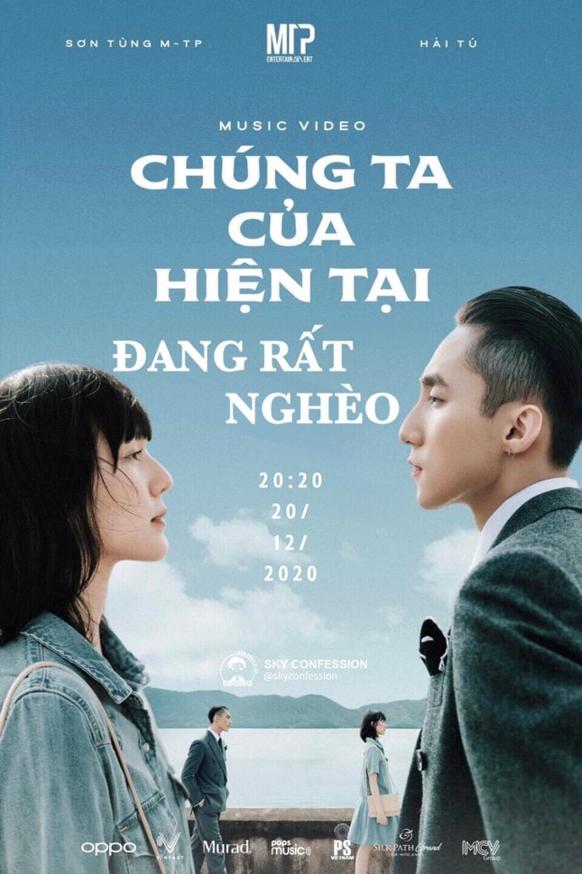 """Muôn kiểu poster phiên bản """"Chúng Ta Của Hiện Tại"""" khiến netizen cạn lời vì quá... đúng ảnh 1"""