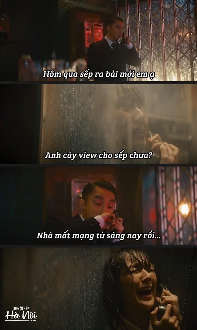 """Netizen """"nghịch ngợm"""" chèn lời thoại siêu hài hước vào MV """"Chúng Ta Của Hiện Tại"""" ảnh 3"""