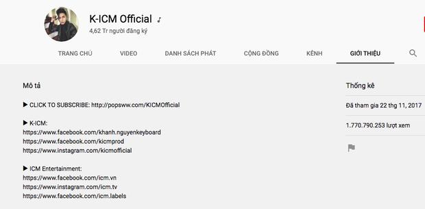 """""""Chào đời"""" muộn gần 3 năm nhưng kênh YouTube của Jack vừa vượt mặt K-ICM ảnh 2"""