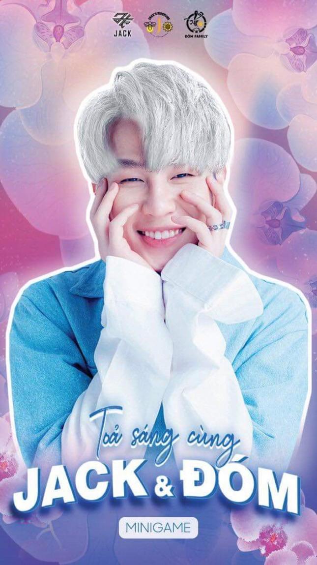"""Chào đón MV """"Đom Đóm"""", FC Jack tổ chức loạt hoạt động ý nghĩa ủng hộ thần tượng ảnh 3"""