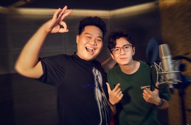 """Ngô Kiến Huy chi khủng, đưa rap vào ca khúc mới hứa hẹn hoành tránh hơn """"Truyền Thái Y"""" ảnh 2"""