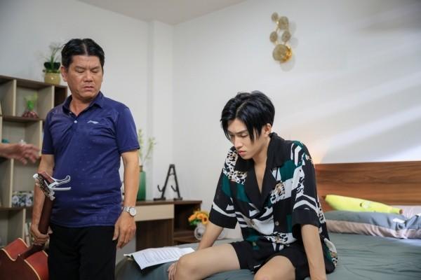 """""""Em là chàng trai của anh"""": Ông Cao Thắng bất ngờ làm cameo trong web-drama của """"gà cưng"""" ảnh 5"""