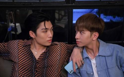 """""""Em là chàng trai của anh"""": Ông Cao Thắng bất ngờ làm cameo trong web-drama của """"gà cưng"""" ảnh 1"""