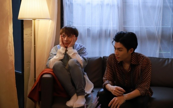 """""""Em là chàng trai của anh"""": Ông Cao Thắng bất ngờ làm cameo trong web-drama của """"gà cưng"""" ảnh 2"""