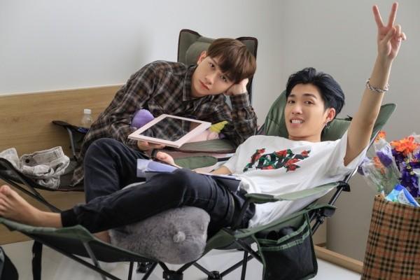 """""""Em là chàng trai của anh"""": Ông Cao Thắng bất ngờ làm cameo trong web-drama của """"gà cưng"""" ảnh 6"""