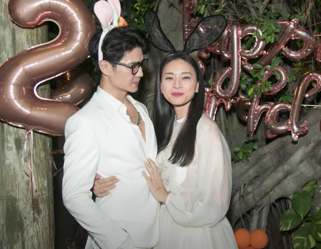 Ngô Thanh Vân thẳng thắn thổ lộ tình cảm của mình với CEO Huy Trần tại tiệc sinh nhật ảnh 1