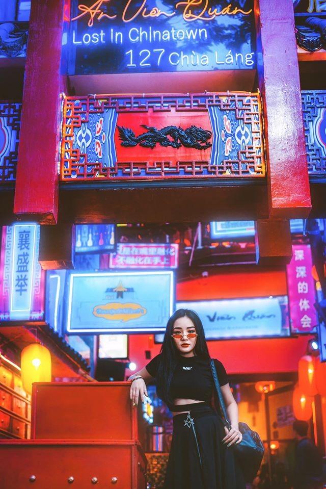 """Sốt xình xịch """"Hong Kong thu nhỏ 10K"""" cực chill ở Hà Nội  ảnh 14"""