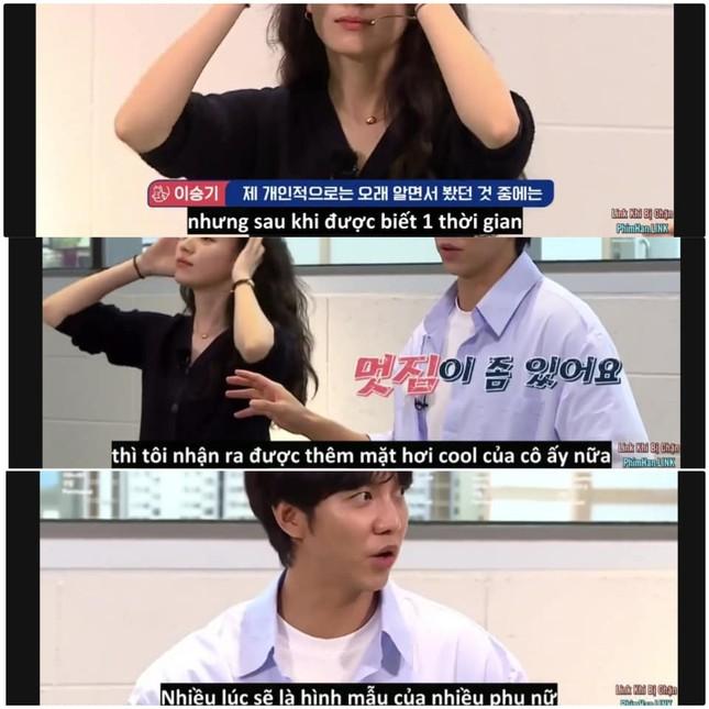 """Lee Seung Gi và Han Hyo Joo tái hợp sau 11 năm, fan phải thốt lên """"đẹp đôi hoàn hảo"""" ảnh 5"""