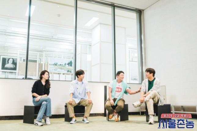 """Lee Seung Gi và Han Hyo Joo tái hợp sau 11 năm, fan phải thốt lên """"đẹp đôi hoàn hảo"""" ảnh 2"""