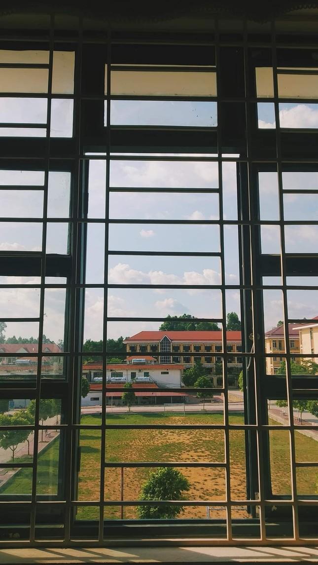 Kỳ quân sự đáng nhớ của sinh viên Đại học Kinh Tế Quốc Dân giữa mùa dịch COVID-19 ảnh 5