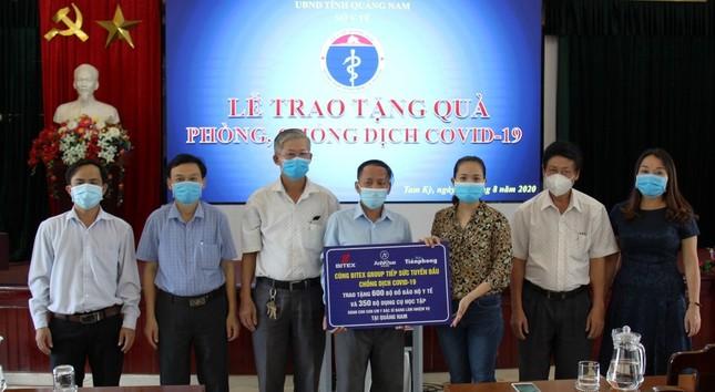 BITEX Group truyền lửa Đà Nẵng và Quảng Nam với hành trình Tiếp sức tuyến đầu chống COVID ảnh 2