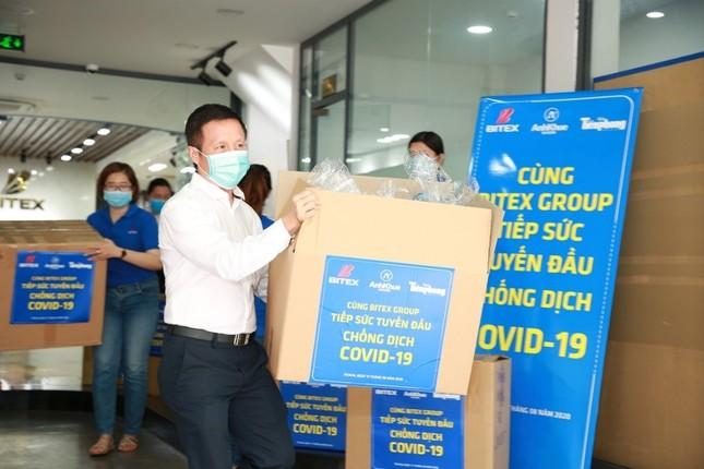 BITEX Group truyền lửa Đà Nẵng và Quảng Nam với hành trình Tiếp sức tuyến đầu chống COVID ảnh 3