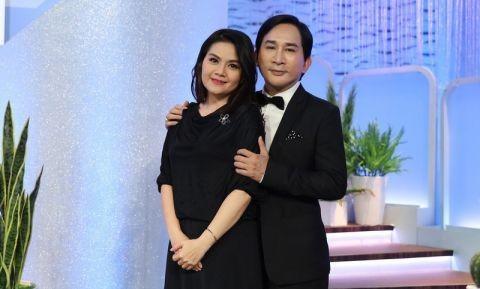 Vợ ba của NSƯT Kim Tử Long nói về quan hệ với hai vợ cũ và con riêng của chồng ảnh 2