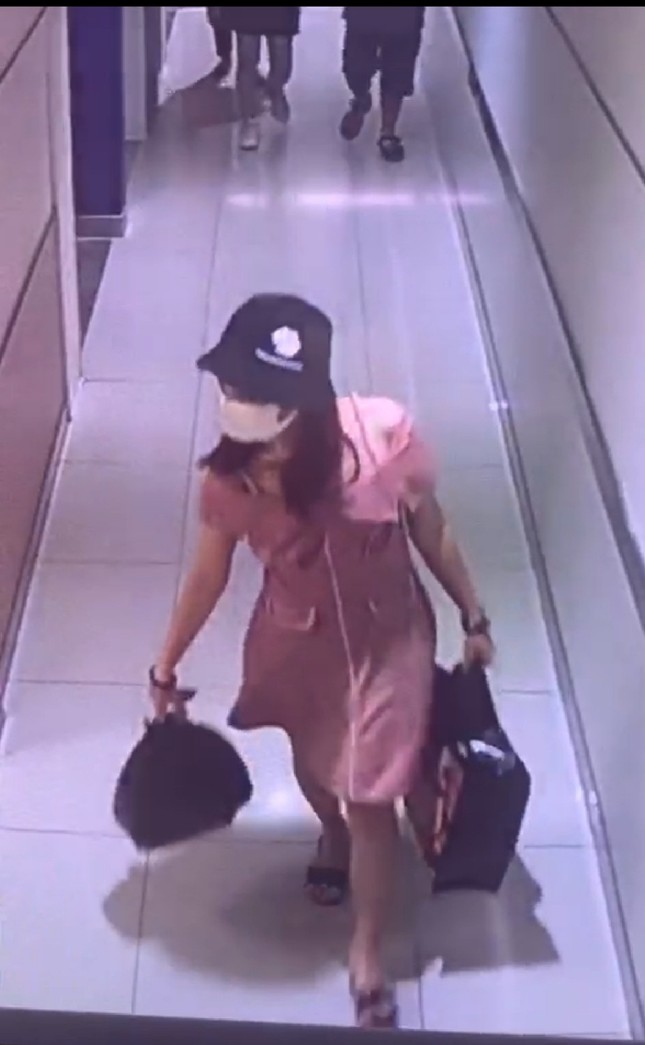 Hành trình trốn chạy của nữ nghi phạm cướp ngân hàng, lấy hơn 2 tỷ đồng ảnh 1
