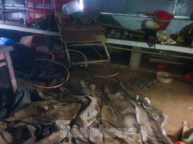 Người dân Quảng Trị mòn mỏi chờ lũ rút để được nấu cơm ảnh 12